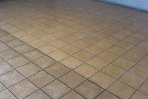 After Tile and Grout Cleaning - Bromley