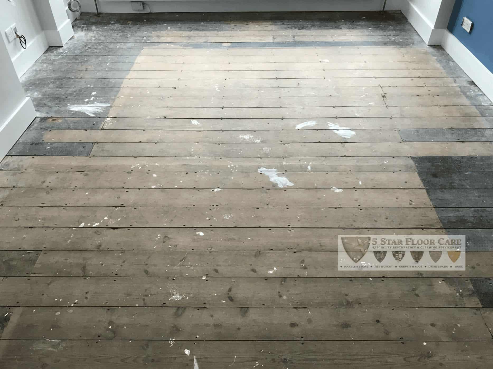 Bexleyheath-Floor-Sanding-Services-Before